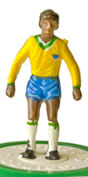 Old Style Brazil Figure